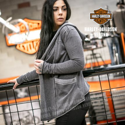 Cardigan Harley-Davidson® Draped