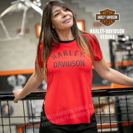 T-Shirt Harley-Davidson® One Red