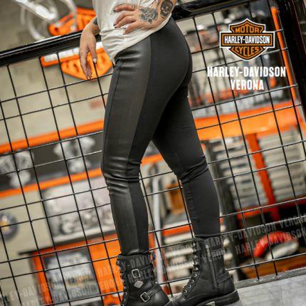 Legging Harley-Davidson® Leather Accent
