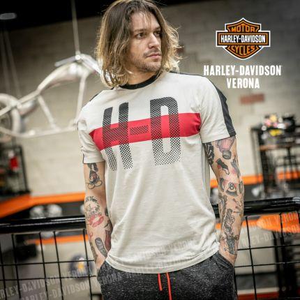 T-Shirt Uomo Harley-Davidson® Stripe
