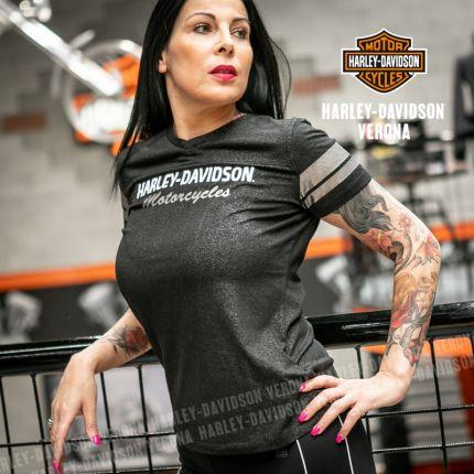 T-Shirt Harley-Davidson® Sleeve Stripe