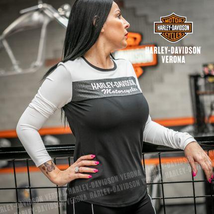Maglia Harley-Davidson® Performance Black