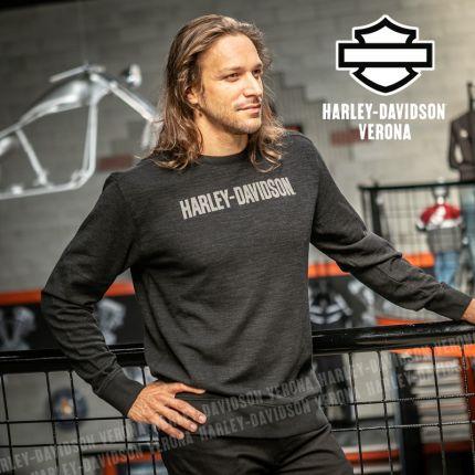 Maglia da Uomo Harley-Davidson® Textured