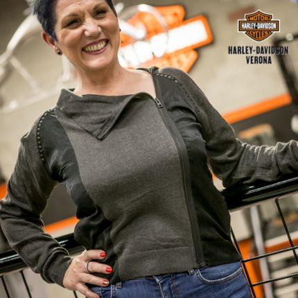 Maglione Asimetrico Harley-Davidson®