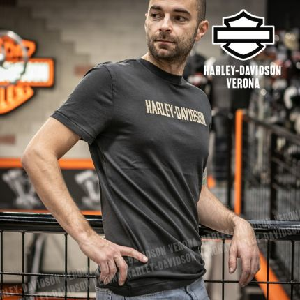 T-Shirt Harley-Davidson® Horizontal Logo