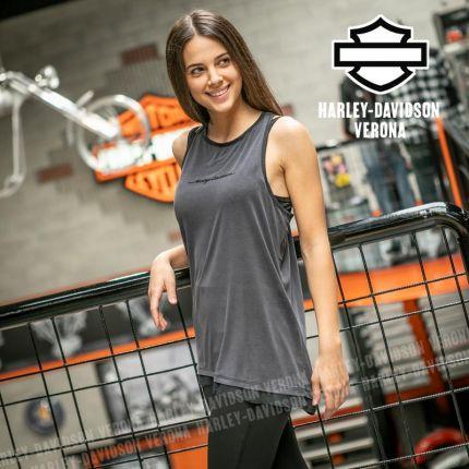 Canotta Harley-Davidson® Mesh Trim