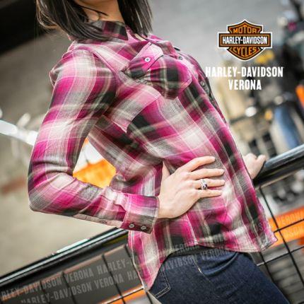 Camicia da Donna Harley-Davidson® ''Hearts&Serpents''