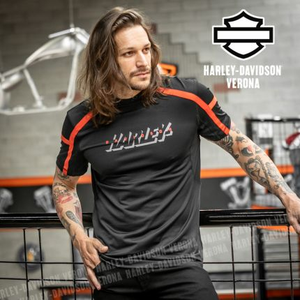 T-Shirt Performance Harley-Davidson® Logo