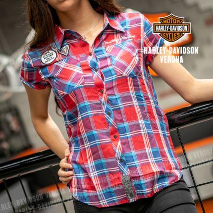 Camicia da Donna Harley-Davidson® BETTER ON HARLEY