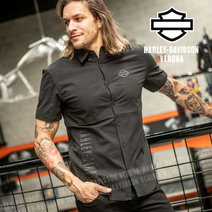 Camicia Harley-Davidson®Performance Vented