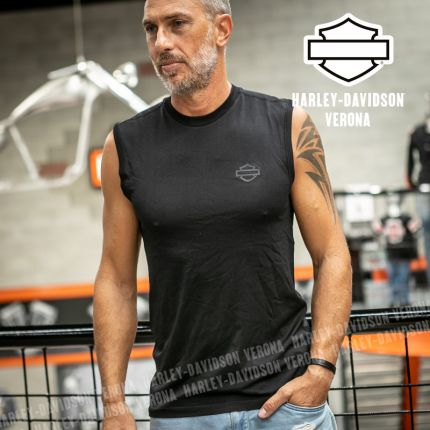 Canotta Uomo Harley-Davidson® Nearly Seemless