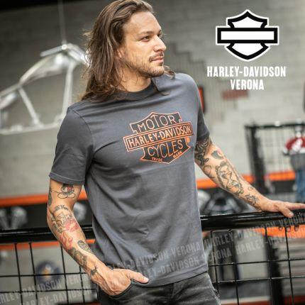 T-Shirt Harley-Davidson® Bar & Shield Heritage Logo