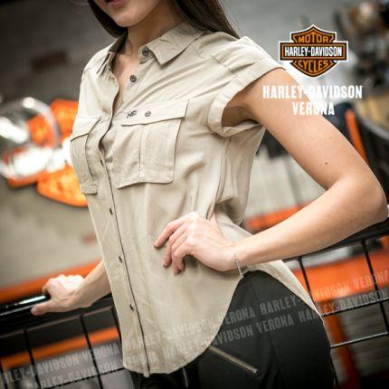 Camicia da Donna Harley-Davidson® RAYON