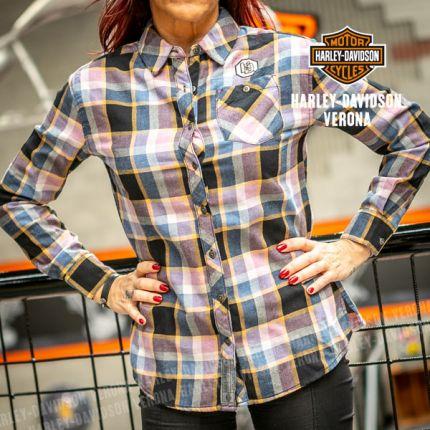 Camicia da Donna Harley-Davidson® ''Winged Cycle''