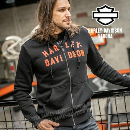Felpa Harley-Davidson® Winged Eagle Logo