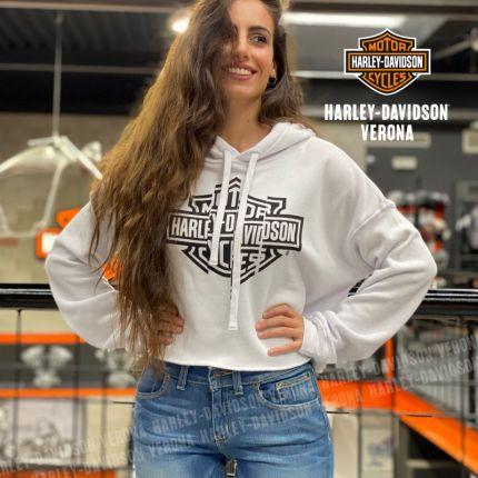 Felpa da Donna Harley-Davidson®  Shredder