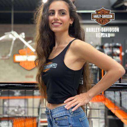 Canotta Harley-Davidson® Cropped