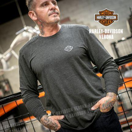 Maglia Harley-Davidson® in lana merino