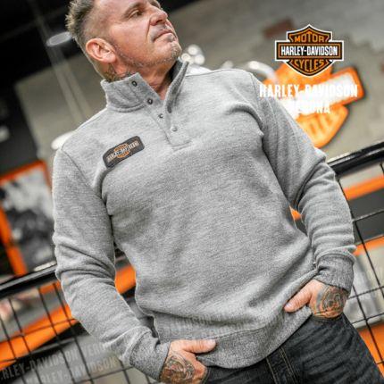 Maglione Harley-Davidson® da Uomo Slim Fit