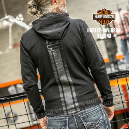 Felpa Harley-Davidson® Vertical Stripe