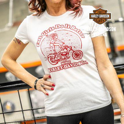 T-Shirt Harley-Davidson® Fast Girls