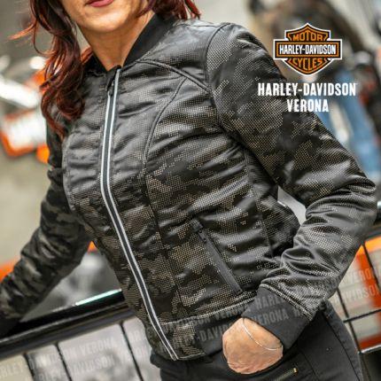 Giacca Harley-Davidson® Active Allover Camo