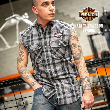 Camicia Senza Maniche Harley-Davidson® Squaress Blowout