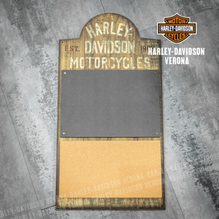 Lavagnetta Harley-Davidson® Chalkboard
