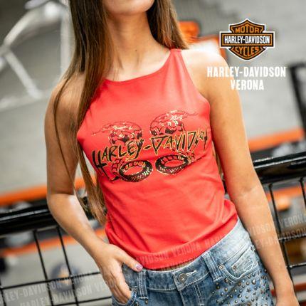 Top da Donna Harley-Davidson® Cobra