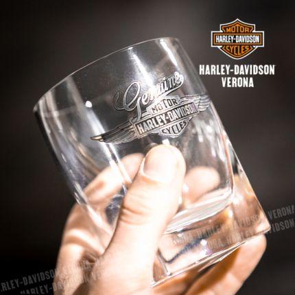 Bicchiere Harley-Davidson® Genuine MotorCycles