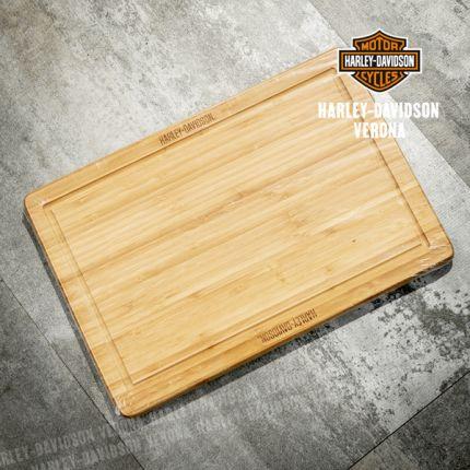 Tagliere Harley-Davidson® Bamboo