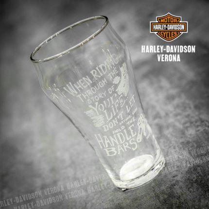Bicchiere Harley-Davidson® English Pint