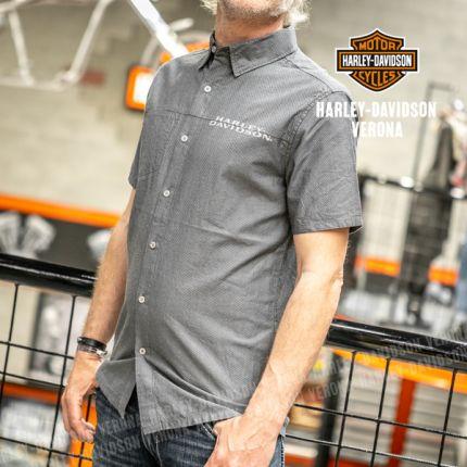 Camicia Harley-Davidson® V. T. Performance