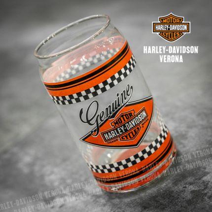 Bicchiere Harley-Davidson® Nostalgic Graphic