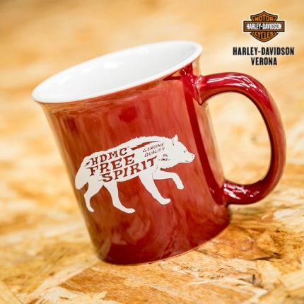 Free Spirit Ceramic Mug
