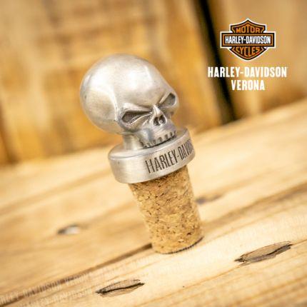 Tappo in Sughero Harley-Davidson® Skull