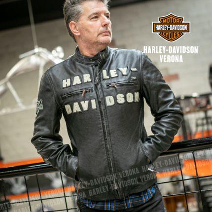 Giacca Harley-Davidson® Vintage Race