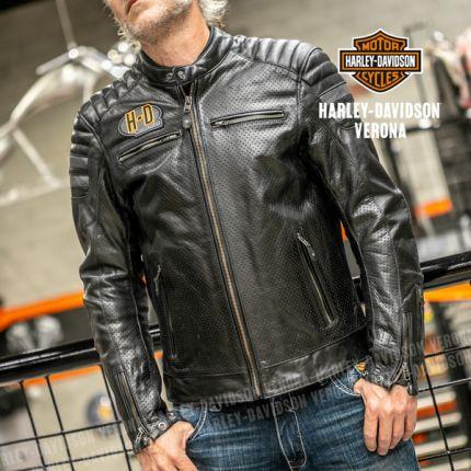 Giacca traforata Harley-Davidson® Hutto
