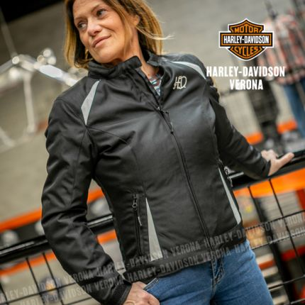 Giacca Harley-Davidson® Rumor Textile
