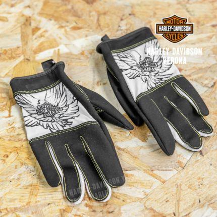 Guanti Harley-Davidson® Harpy Amara & Mesh