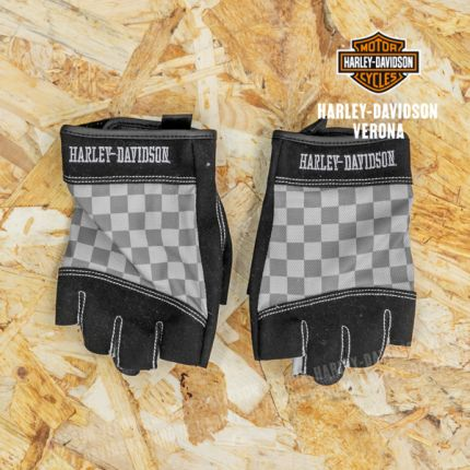 Guanti Harley-Davidson®  Amara Polyurethane & Mesh