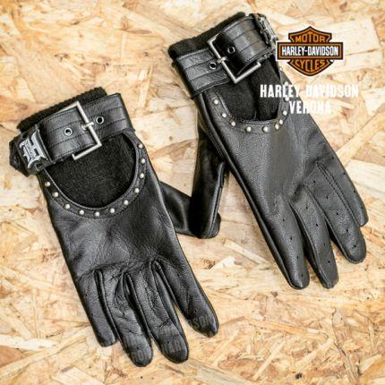 Guanti Harley-Davidson® Tricot Black