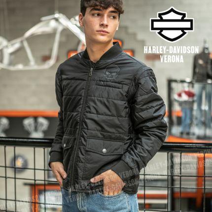 Giacca da Uomo Harley-Davidson® Convertible