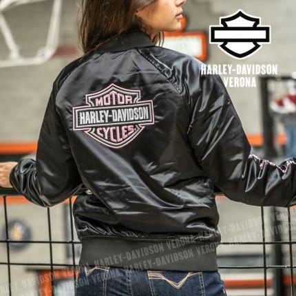 Giacca Bomber da Donna Harley-Davidson® B&S
