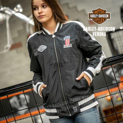 Giacca Harley-Davidson® Retrò Racer