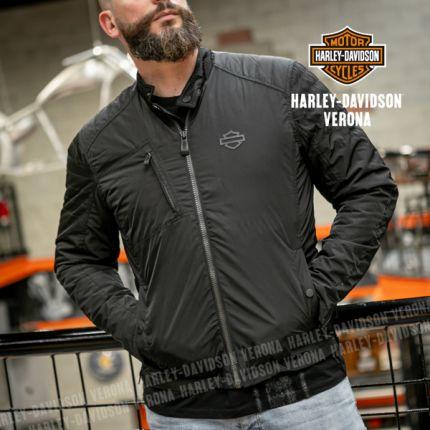 Giacca  Harley-Davidson® Quilted Shoulder