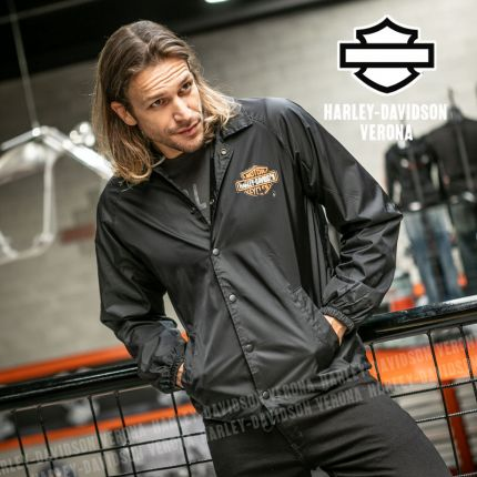 Giacca Harley-Davidson® Bar & Shield Logo Coaches