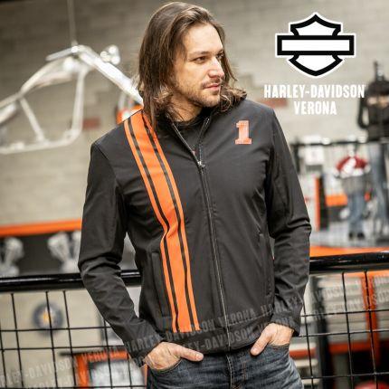 Giacca Harley-Davidson® #1 Vertical Stripe