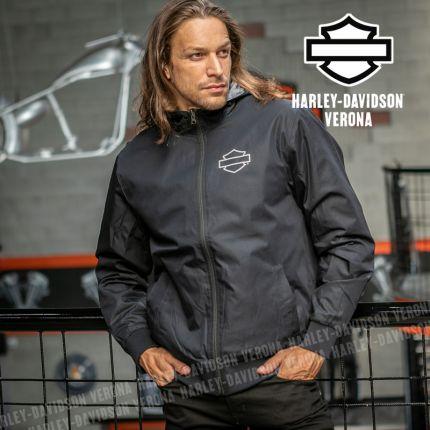 Giacca Reversibile Harley-Davidson® Mimetica Riflettente