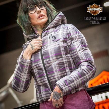 Giacca Harley-Davidson® Hooded Down